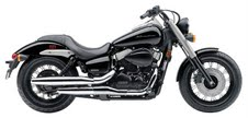 Honda Shadow Phantom - Hawaii Motorcycle                         Rentals and Sport Bike Rentals