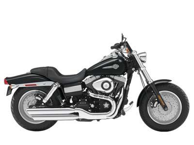 HD Dyna Fat Bob Hawaii