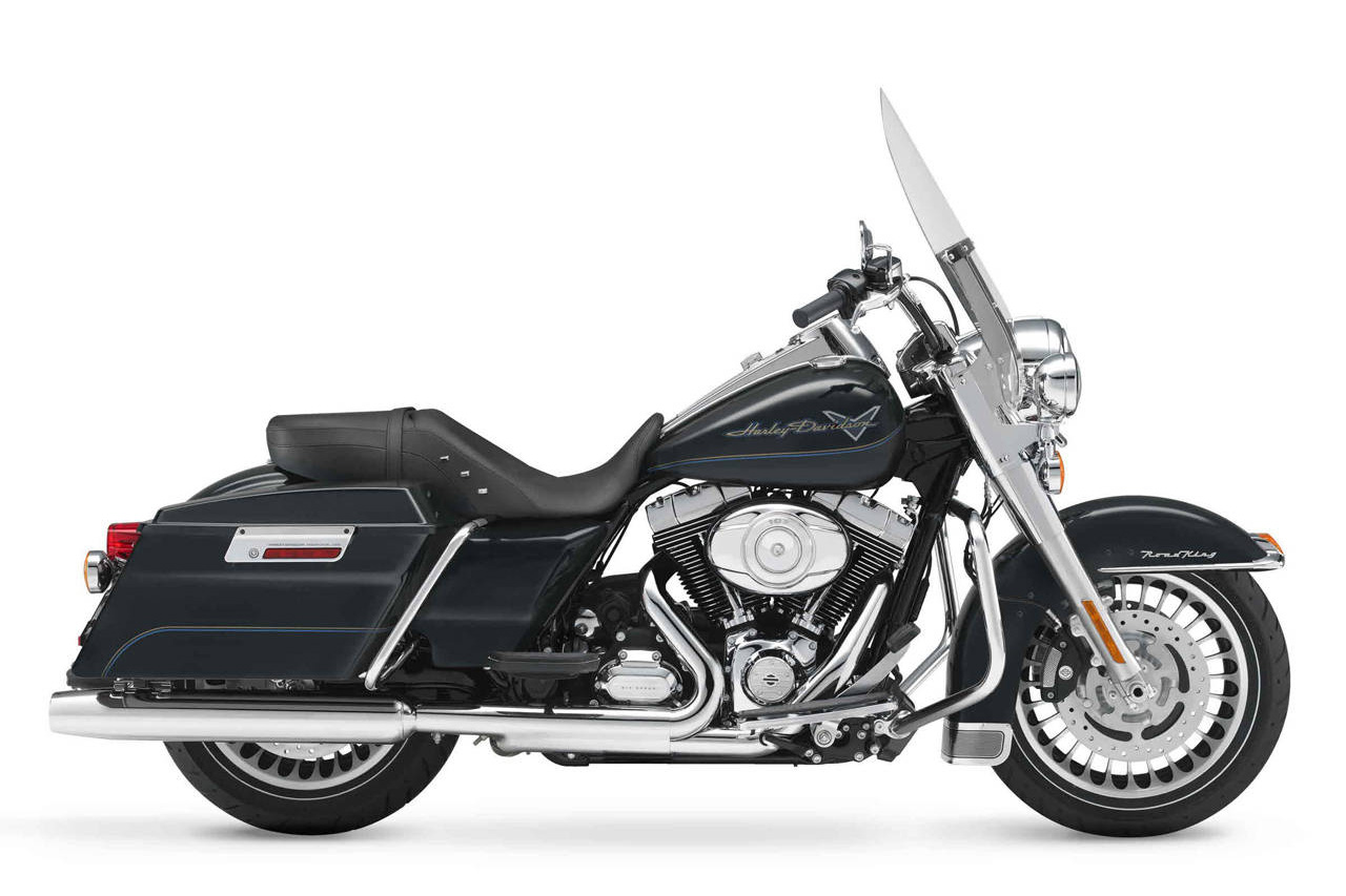 H-D Road                             King - Hawaii Bike Rentals